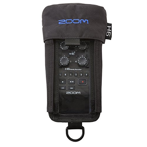 Zoom PCH-6 | Protective Case for H6 Handy Recorder by Zoom