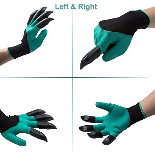 The 8 best gardening gloves claws