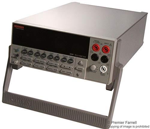 2000 CAL DU - Bench Digital Multimeter, Calibrated D & U, 1 kV, 3 A, 6.5 Digit (2000 CAL ()