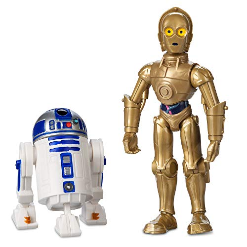 Star Wars C-3PO and R2-D2 Action Figure Set Toybox