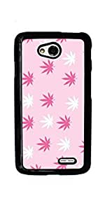 weed hipster Quote Hard Case for LG Optimus L70 ( Sugar Skull )