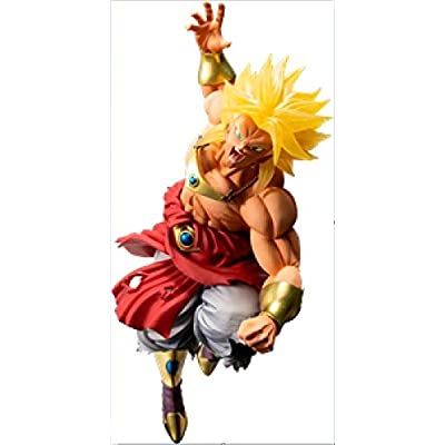 Bandai Tamashii Nations Dragon Ball: Super Saiyan Broly 94 Ichiban Kuji Figure: Toys & Games