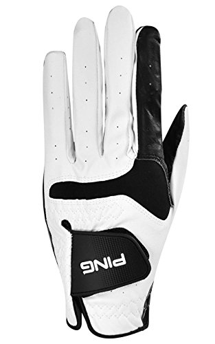 PING Sport Golf Glove White