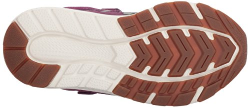 New Balance Girls' 519v1 Hook and Loop Running Shoe, Imperial/Phantom, 2 M US Infant by New Balance (Image #3)