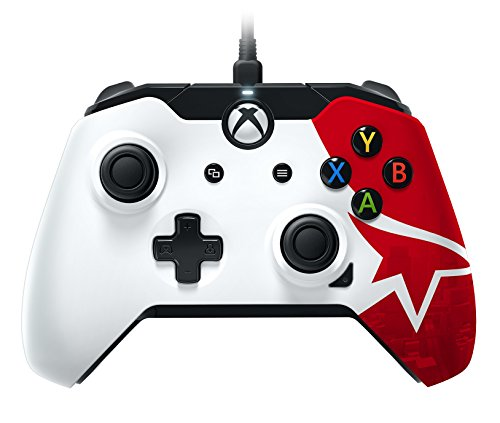 Mirrors Edge Official Wired Controller Xbox