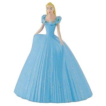 Bullyland Cinderella Figur In Ball Kleid Mehrfarbig Amazonde