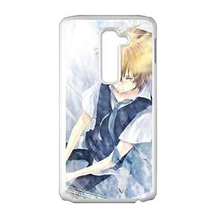 HitmanReborn LG G2 Cell Phone Case White Jkuxd