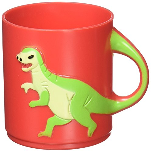 Dinosaurs Mugs Assorted colors and designs (1 dz)
