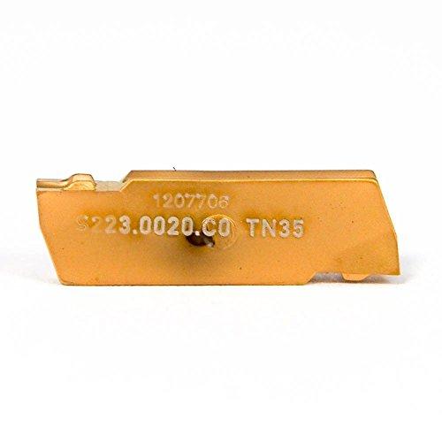 - PH HORN Carbide Grooving Insert S223.0020.C0 TN35 (2 Pack)