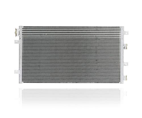 A/C Condenser - Pacific Best Inc For/Fit 4995 01-02 Dodge Stratus Sedan Chrysler Sebring Sedan Convertible w/o Dryer