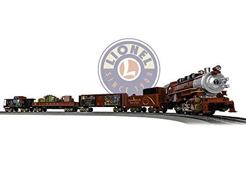 Lionel Thomas Kinkade Electric O Gauge Model Train Set w/ Remote and Bluetooth Capability