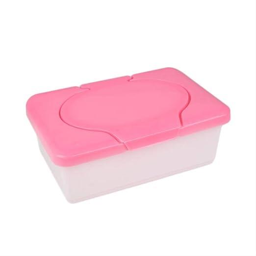 DXQY Toallitas Húmedas De Plástico Seco para Bebés Caja De ...