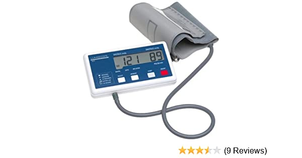 Amazon.com: Lumiscope Auto Inflate Blood Pressure Monitor 1085MC: Health & Personal Care