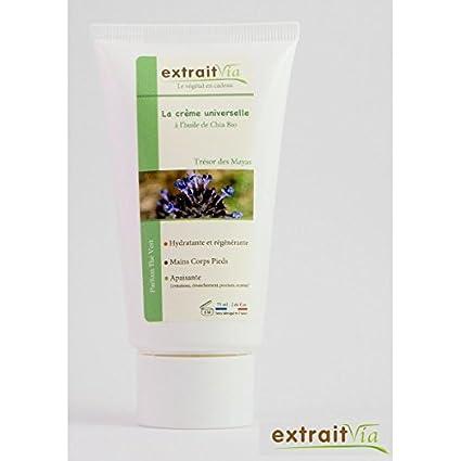 extraitvia - crema Universal a la aceite de Chia Bio aroma a ...