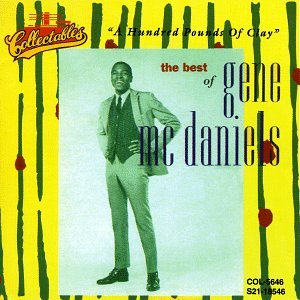 Gene Mcdaniels The Best Of Gene Mcdaniels Hundred