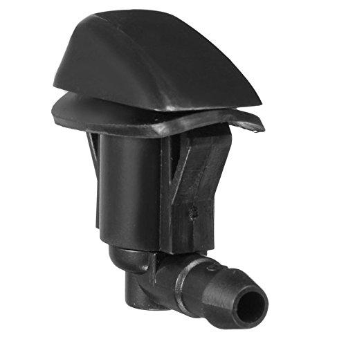 1pc limpiaparabrisas delantero limpiador de la boquilla de pulverización parabrisas arandela kit de boquilla para Jeep Grand Cherokee 2005-2010: Amazon.es: ...