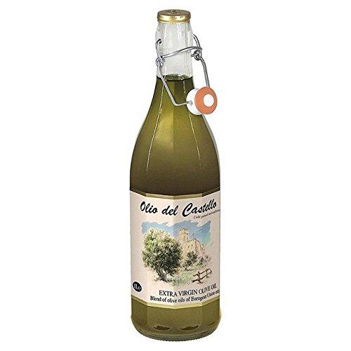 Il Grezzo Olio Del Castello Italian Extra Virgin Olive Oil