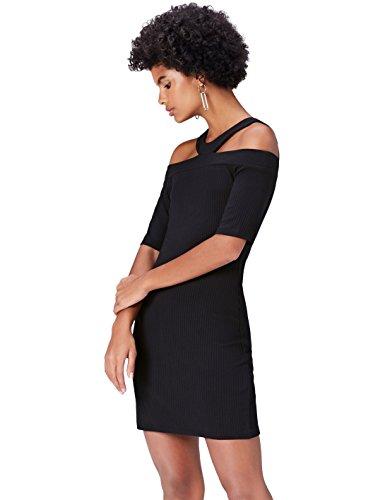 FIND Vestido Mujer Negro (Black)