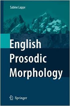 Book English Prosodic Morphology