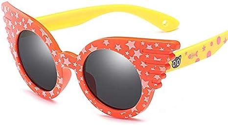 Sunglasses Children Boys Girls Fashion Eye-wears Coating Lens UV 400 Protection