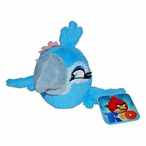 Angry Birds Rio Blue 'Jewel' 12 Inch Soft Toys - Rio Blue Bird Costume