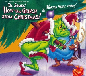 Various Artists - How the Grinch Stole Christmas (1966 TV Movie ...