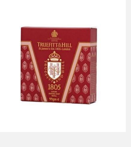 Truefitt & Hill 1805 Luxury Shave Soap Refill - 99 gm