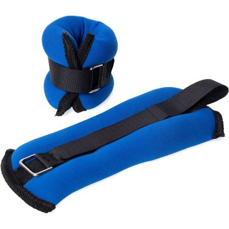 Tone Fitness 2lb Pair of Ankle/Wrist Weights by Tone Fitness