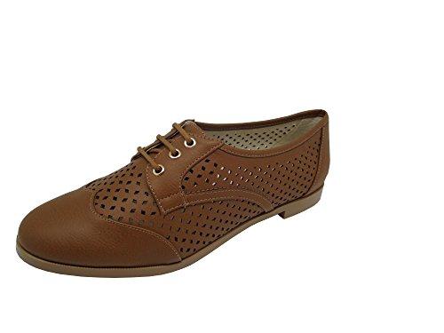 Cordones de Sint Material de Buffalo Zapatos EqnS44
