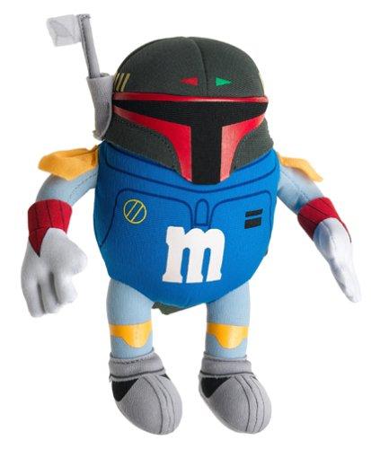 Hasbro Star Wars M-PIRE Plush Buddy Boba Fett ()