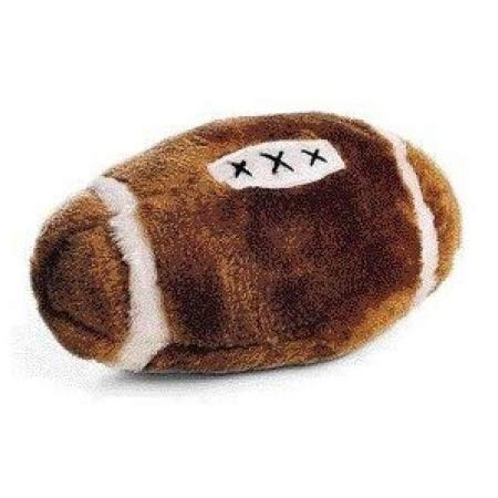 Spot Spotbites Plush Football Dog Toy (81 Pack)