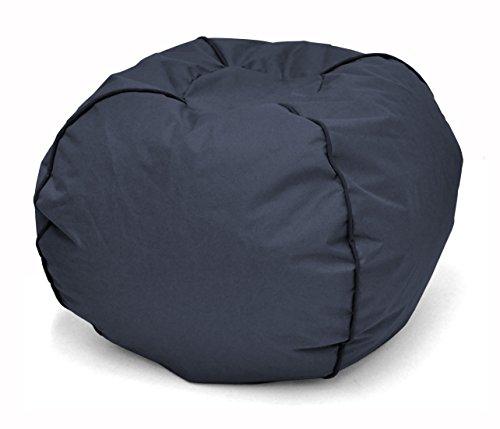Heritage Kids JK656186 Kids Round Bean Bag Chair, (Bean Bag Round)
