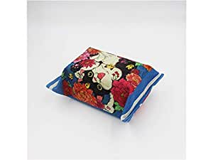 Godlife Dispensador de Papel Estuche de Papel de Dibujos Animados Cat Design Tissue Napkin Case para el hogar y la Oficina Caja de Titular de Tejido