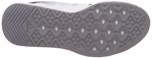 Adidas Star Essenziale 3 M - Ba8950 Bianco-nero-grigio