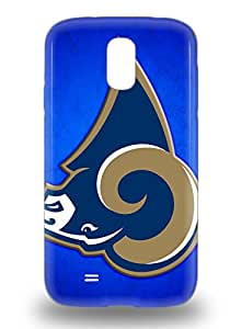 Forever Collectibles NFL St. Louis Rams Logo Hard Snap On Galaxy S4 3D PC Case ( Custom Picture iPhone 6, iPhone 6 PLUS, iPhone 5, iPhone 5S, iPhone 5C, iPhone 4, iPhone 4S,Galaxy S6,Galaxy S5,Galaxy S4,Galaxy S3,Note 3,iPad Mini-Mini 2,iPad Air )