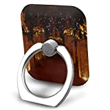 Ring Holder Night Themed Indoor Wedding Ring Phone Holder Adjustable 360° Rotation Phone