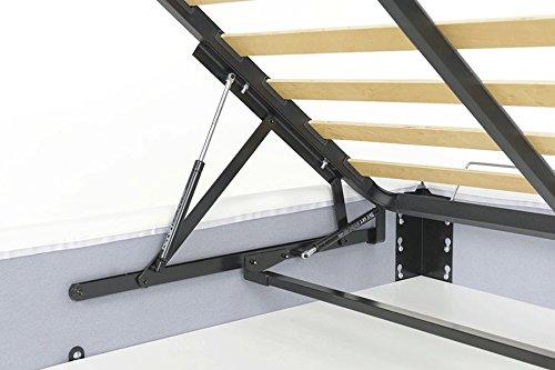 Kit meccanismo SPECIAL sollevamento rete per letto con contenitore