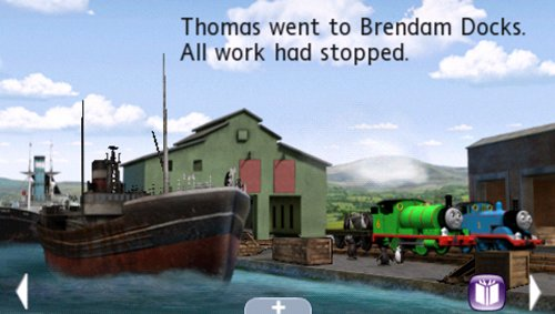 LeapFrog LeapPad Ultra eBook Adventure Builder: Thomas and Friends: The Great Penguin Rescue (works with all LeapPad tablets) by LeapFrog (Image #7)