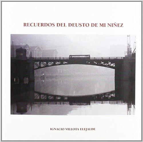 Book RECUERDOS DEL DEUSTO DE MI NIÑEZ