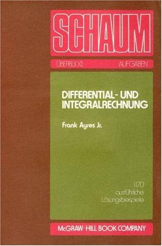 Differential- und Integralrechnung