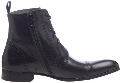 Guizo Men's Boots Black 8dMvh