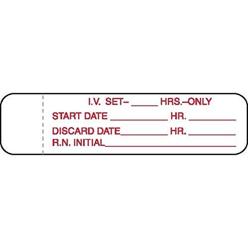 Labels Tubing Iv Medication (I.V. Tubing Labels ____ Hrs)