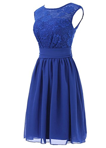 578527c7903 Home Brands ANTS Dresses DYS Women s Short Bridesmaid Dress with Lace Prom  Party Dresses Plum US 10.   