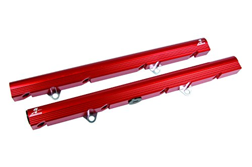 - Aeromotive 14101 Fuel Rails, 5.0 Liter Ford Billet 5/8