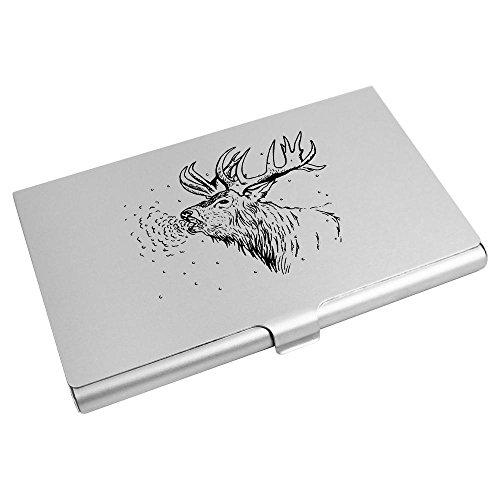 Card Card Azeeda 'Reindeer CH00011319 Holder Wallet Business Calling' Credit YnHq67