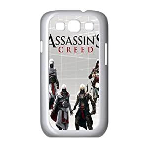 Assassin's Creed Samsung Galaxy S3 9300 Cell Phone Case White Exquisite gift (SA_553653)