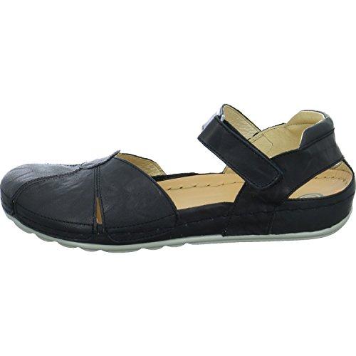 Dr. Brinkmann Damen Sandaletten 710 Größe 38 Schwarz (Schwarz)