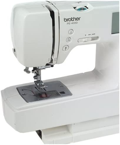 Amazon.com: Brother PE-400D Combination Sewing and ...