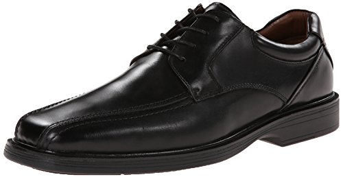 (Johnston & Murphy Men's Pattison Runoff Lace-up Oxford,Black,7 M US)