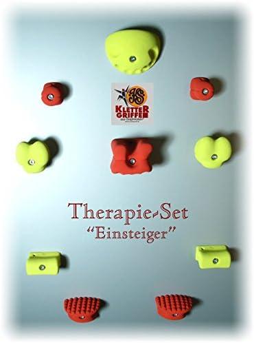 Juego de agarres para terapia de escalada (10 piezas): Amazon ...